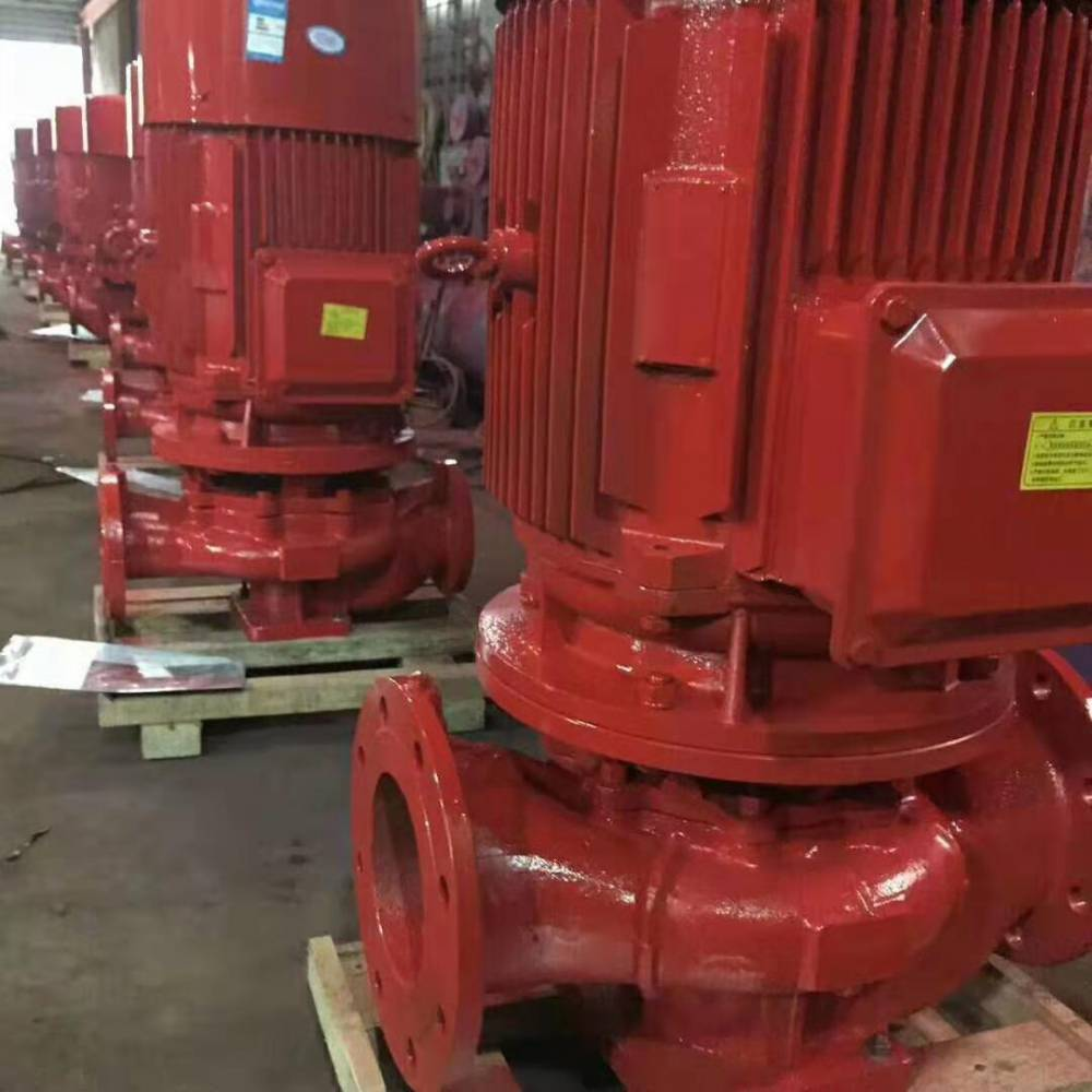消防栓泵XBD12.5/35G-L90KW消防泵
