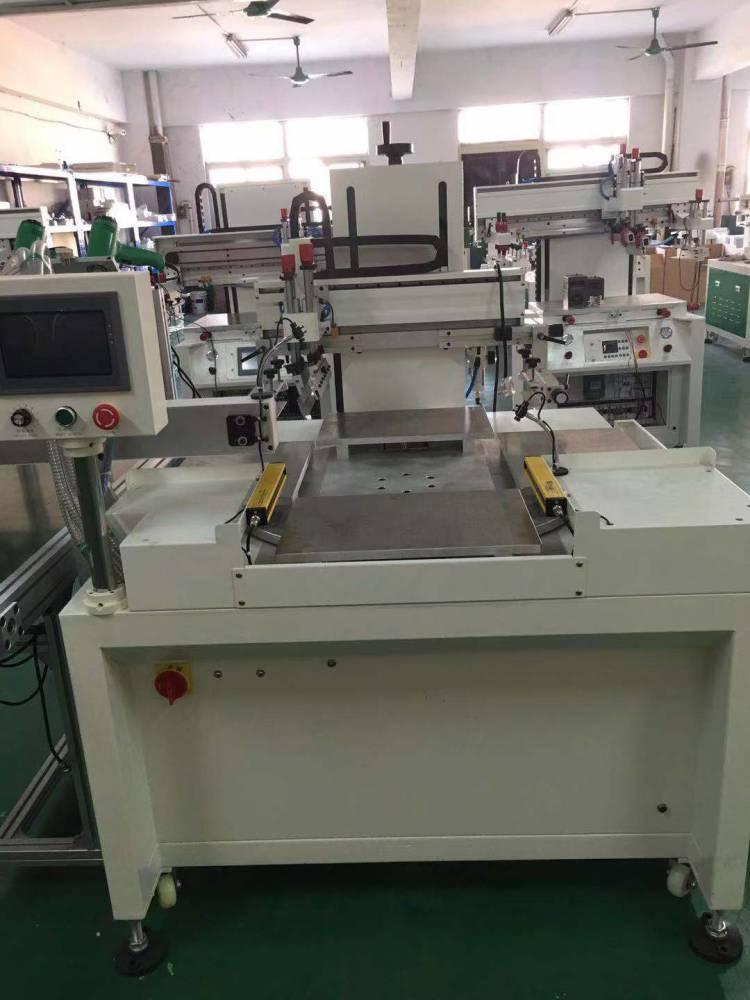 抚州电阻曲面丝印机厂家伺服丝印机