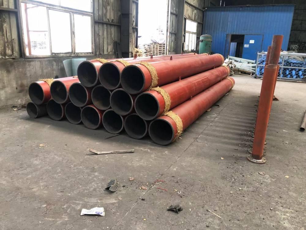 超耐磨自蔓延陶瓷复合管生产厂家