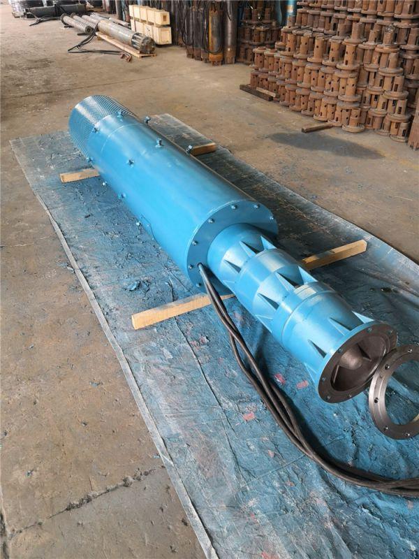 大流量潜水泵_卧用下吸矿用潜水泵_高扬程大流量潜水泵选型