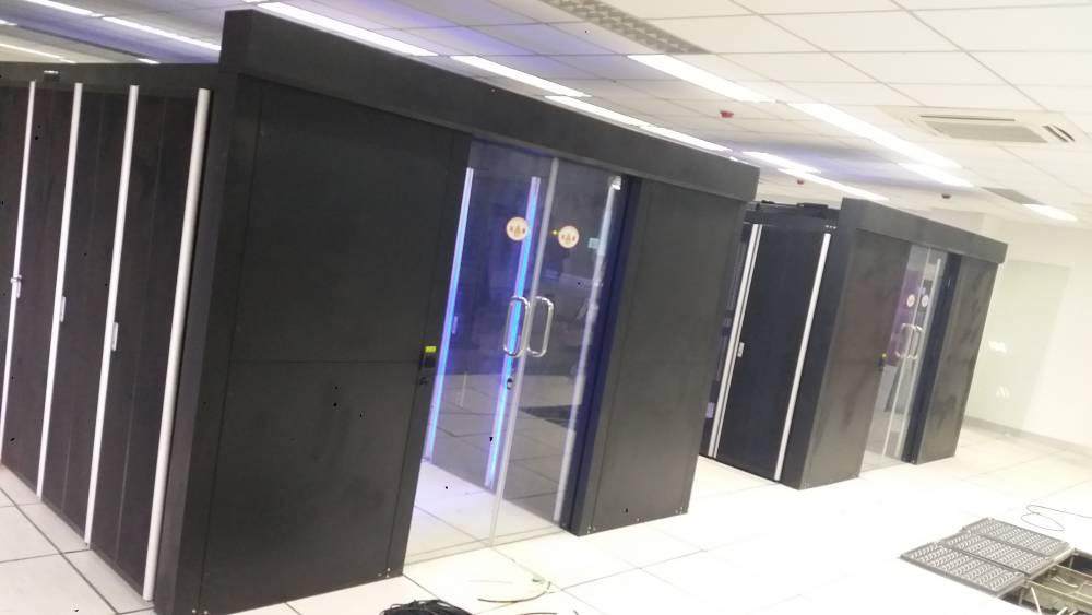 数据中心机房冷通道定制