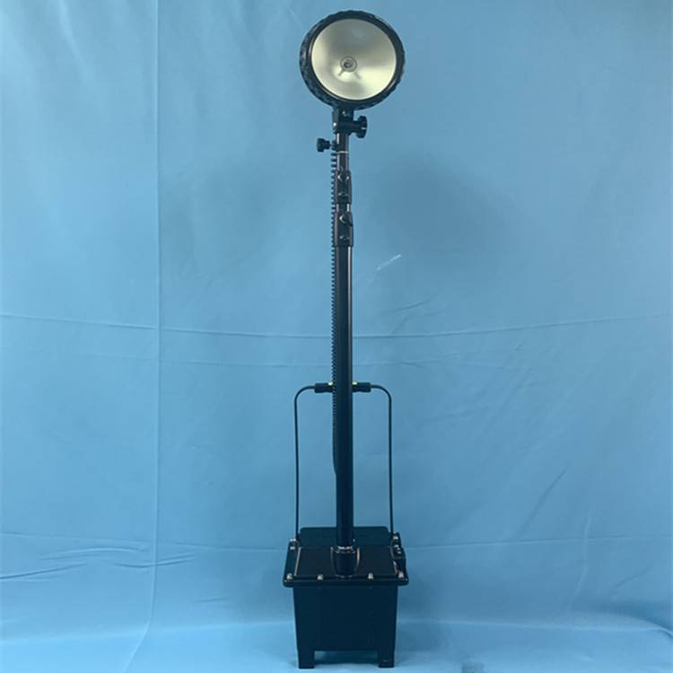 BZ5300D移動防爆泛光工作燈 道路施工升降燈24V