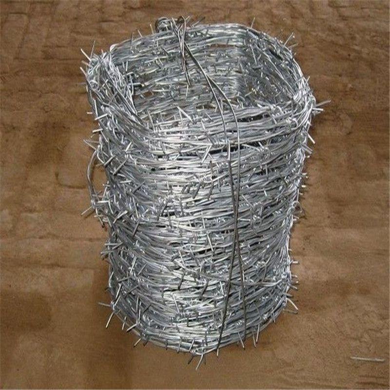 铁丝刺绳价格 镀锌刺绳 刺线多少钱