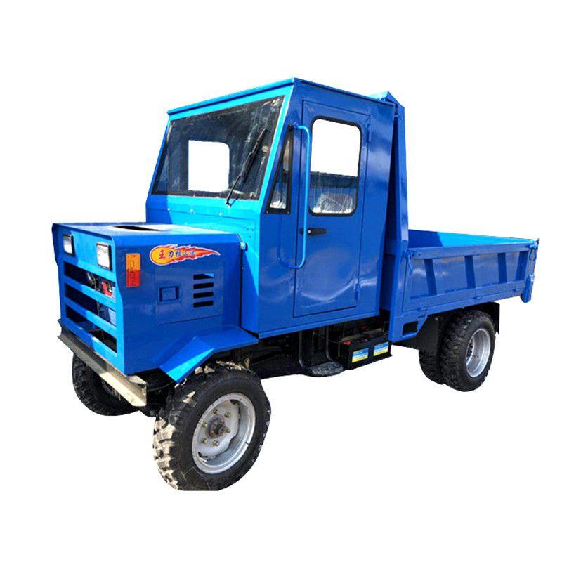 爬坡能力强的四轮拖拉机