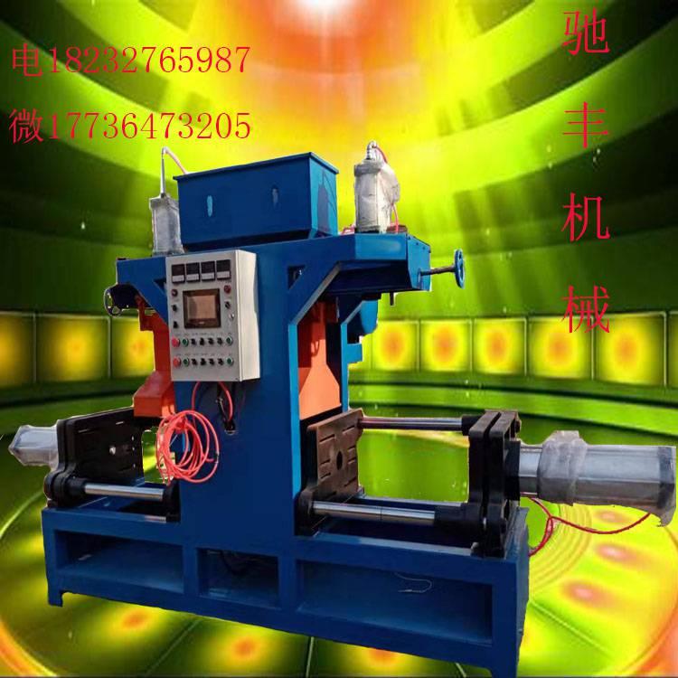 鑄造廠新造型設備可旋轉射芯機
