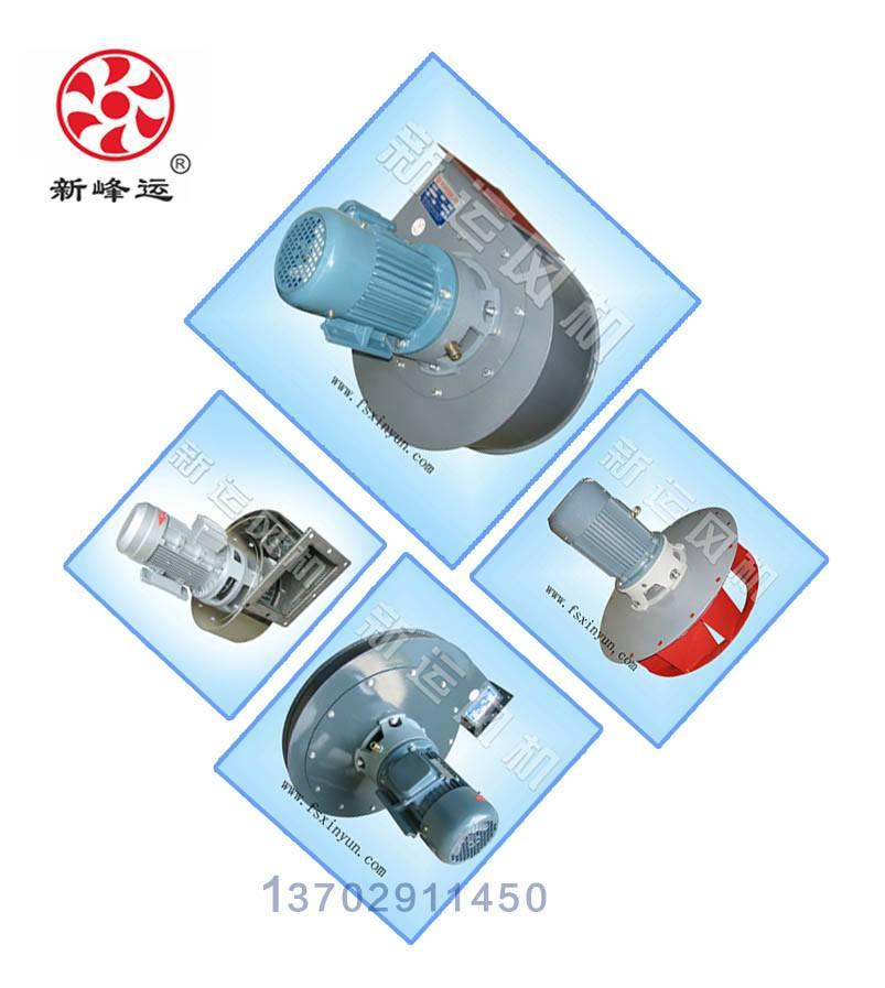 高壓耐高溫風機- WJYJ型