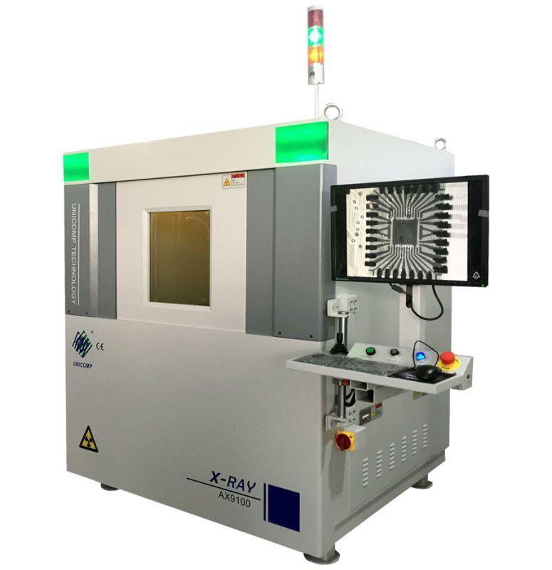 X射線檢測設備AX9100 電子制造X-ray日聯透視X光機