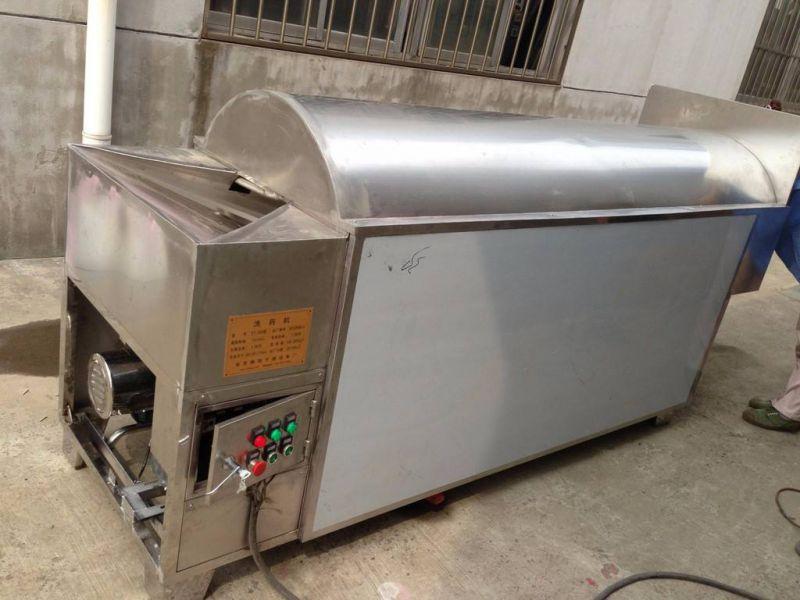 江苏南京禄旺 制药 食品 化工电动高效洗药机价格