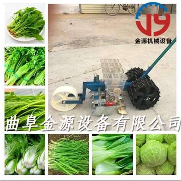 小型手推电动自动谷子多功能蔬菜油菜香菜芹菜