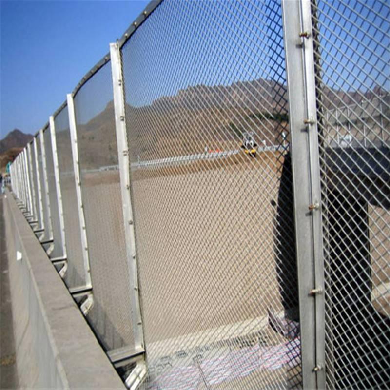 桥梁防抛网的安装和维护