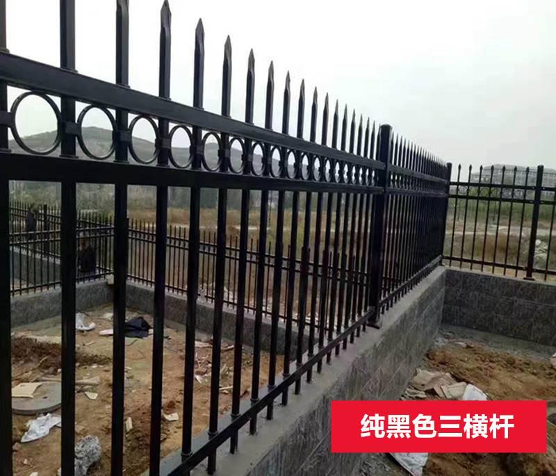 廠家直銷小區圍欄網鋅鋼圍牆護欄網別墅鋅鋼柵欄工廠鐵絲網圍牆護欄