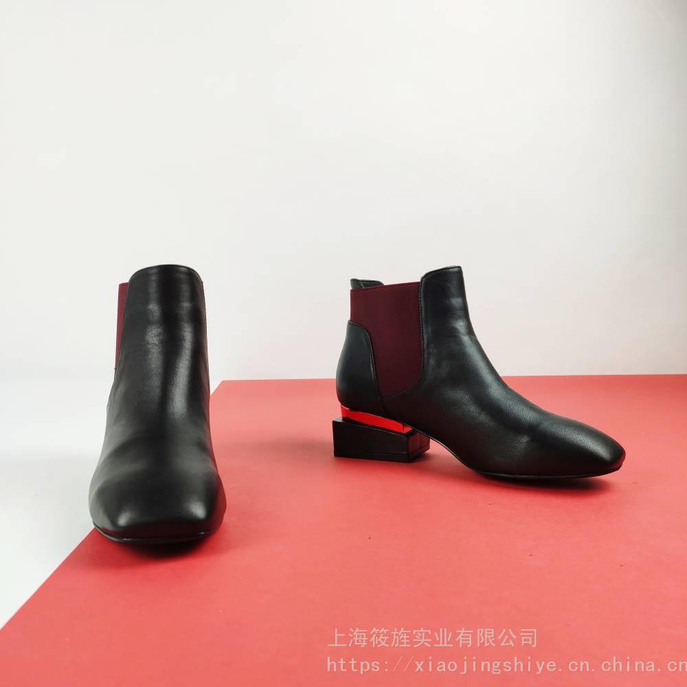 时尚女靴 真皮女靴 时装女靴 高跟女靴 高跟鞋 女鞋 单靴