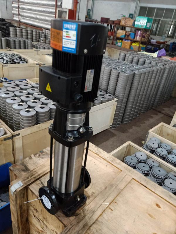 视频CDLF多级泵/不锈钢常用多级泵现货/调试多级泵扬程
