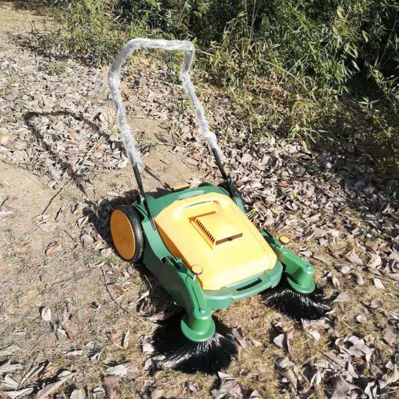 手推无动力扫地机  天窗设计新款扫地机 曲阜佳诚机械