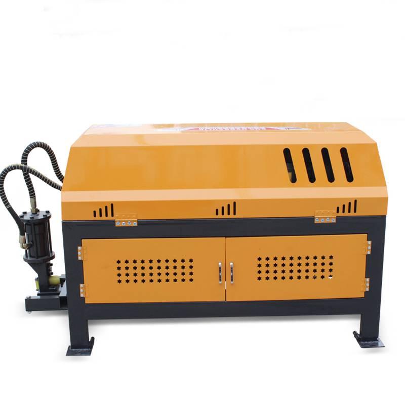 全自动数控钢筋调直机 液压调直切断机厂家 钢筋校直机
