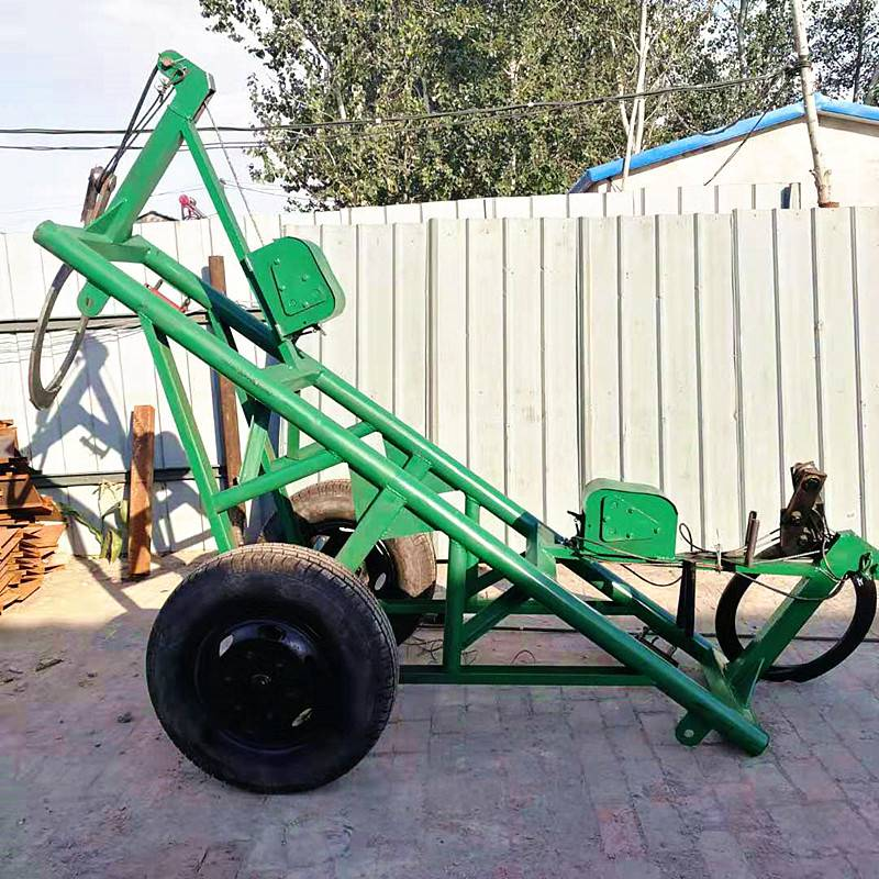 运杆车 电线杆运杆车 自装卸运杆车 单杆运杆车 双杆运杆车