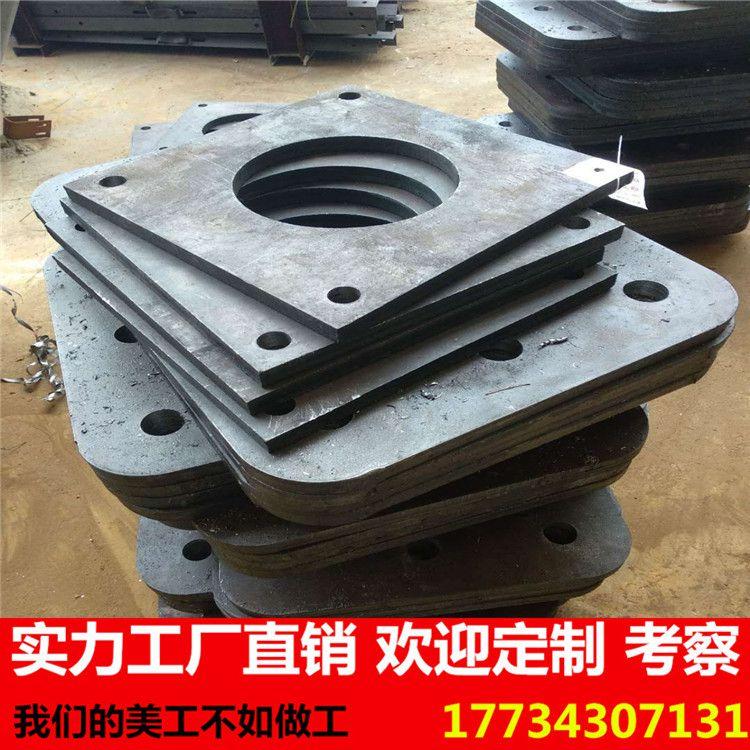 预埋钢板 法兰盘 接触网钢板 声屏障钢板 拉线钢板 定位板