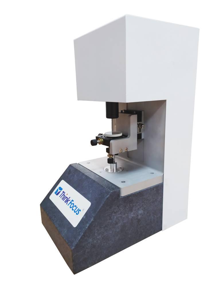 鏡片厚度測量重復性-THINKFOCUS