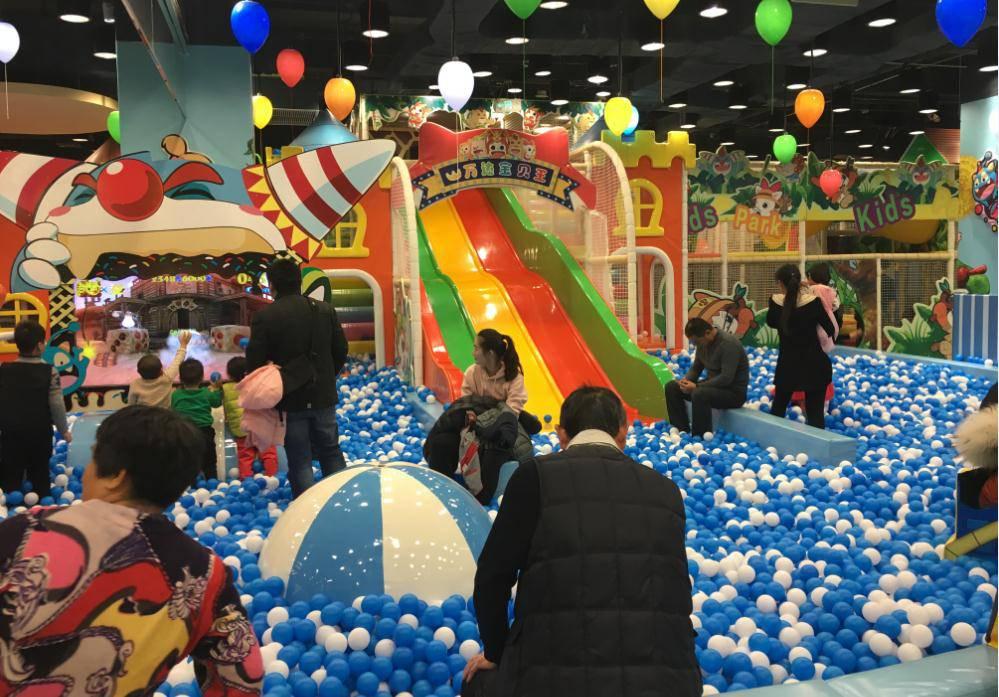 儿童乐园游乐园的设计要素和注意点都是什么