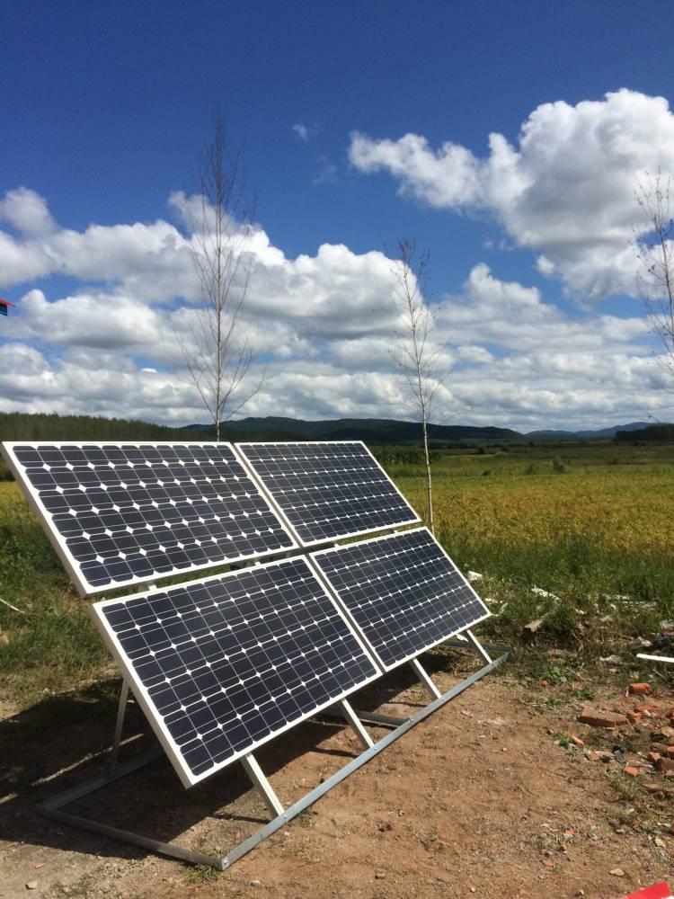 哈尔滨太阳能发电应用设备有限公司