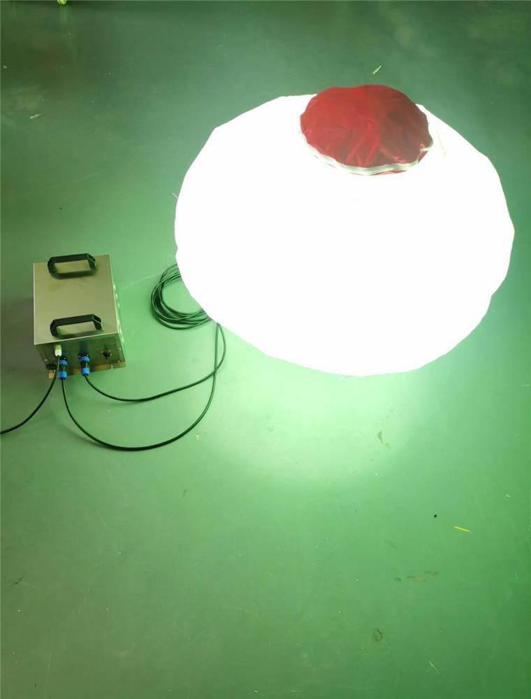 1.8M升降照明装置河圣公司车载升降桅杆