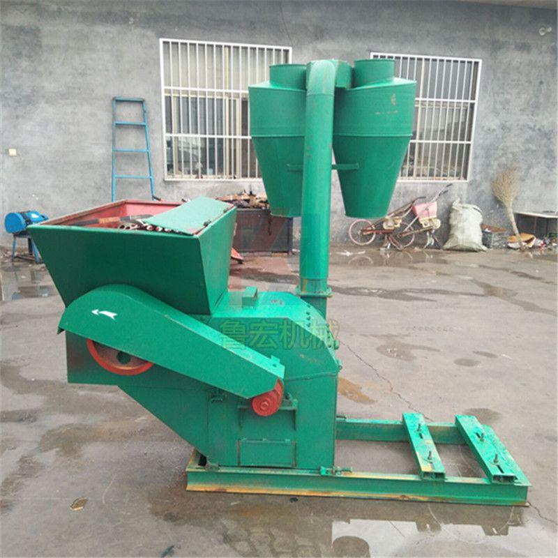 大型粉碎机 秸秆粉碎机 自动进料粉碎机