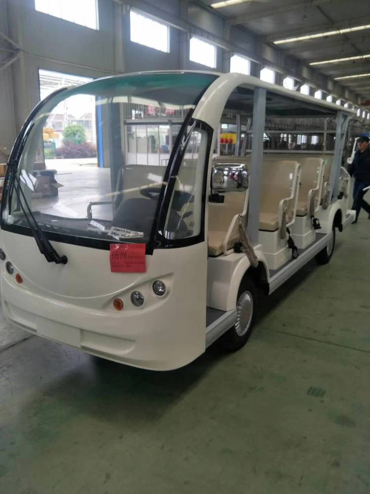 11座、14座电动观光车供应西安、咸阳、汉中、延安
