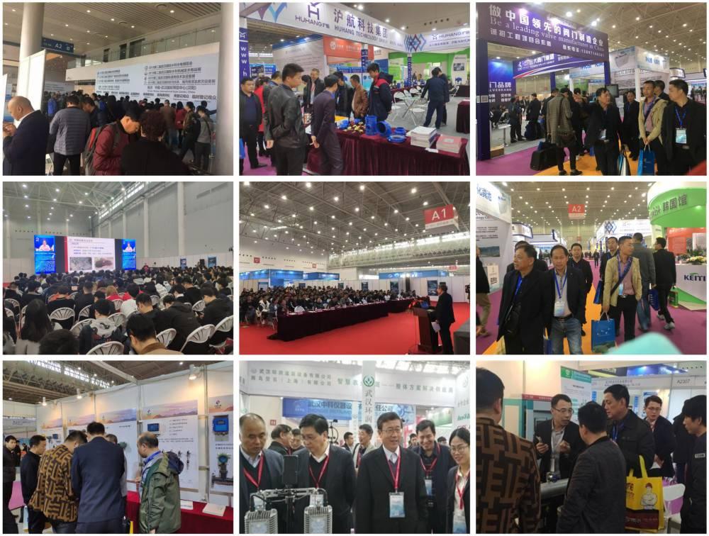 不遗余力丨2019武汉水科技博览会出击广州、上海,11月与您相聚江城·武汉