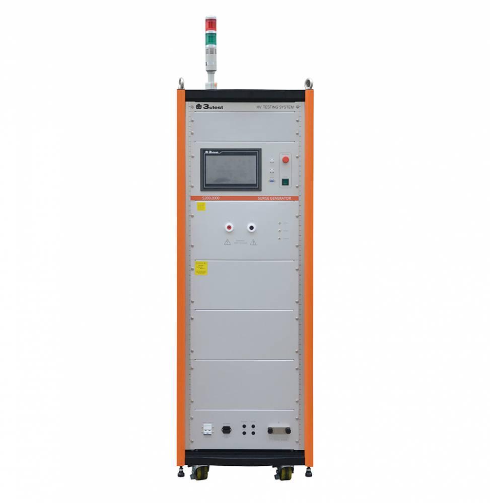 3Ctest/3C测试中国S20D2000小型全自动冲击电流发生器