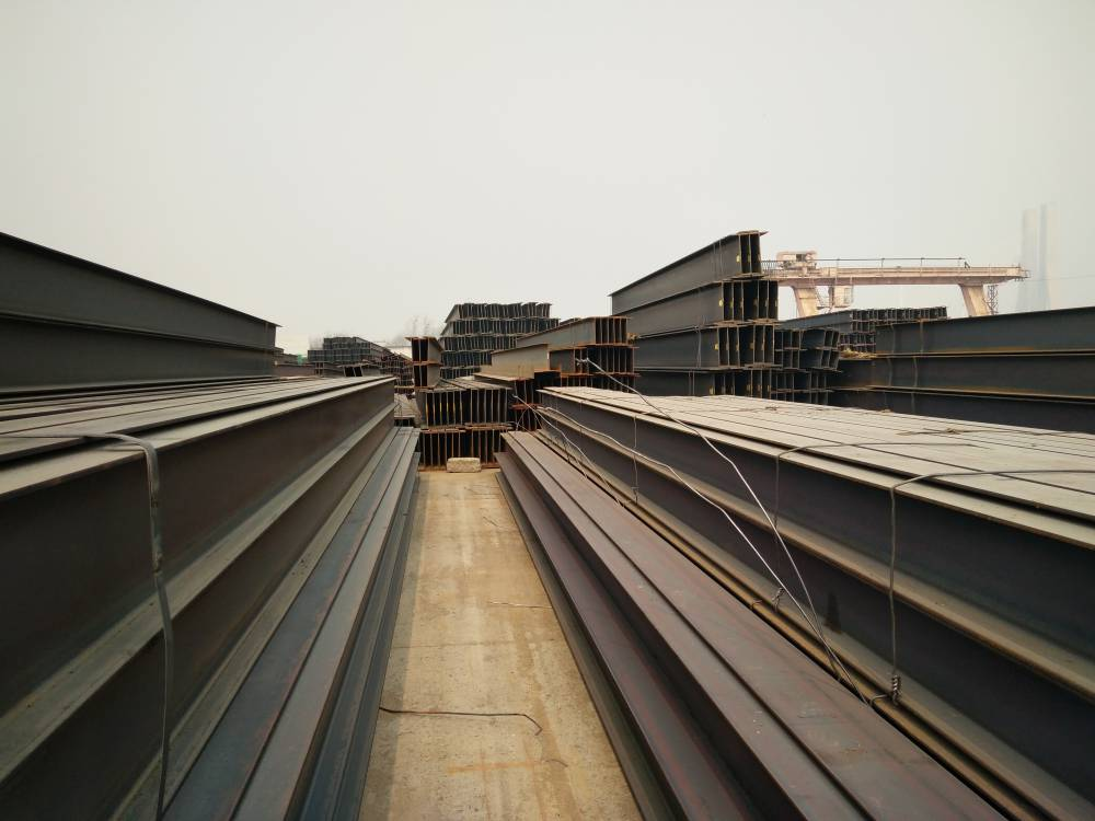 厚壁H型钢非标H型钢 Q345B低合金埋弧焊接H型钢 莱钢热轧H型钢