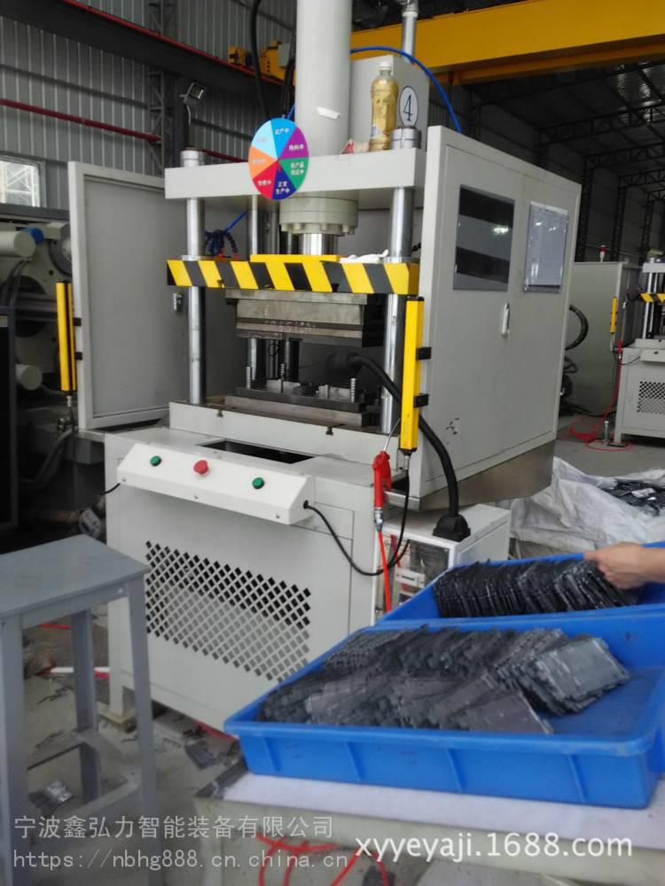 热导管整形液压机/宁波铜管压扁整形机/散热管压扁液压机/液压整形机厂家