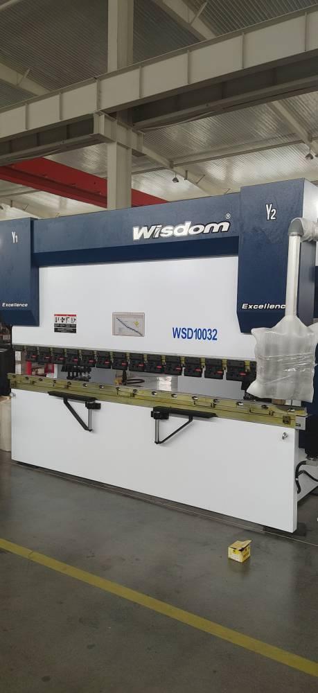 汉智数控助力金华钣金制造业WSD10032热销机型优惠多多