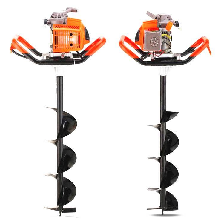 汽油地钻打坑机/园林挖坑机/钻坑机