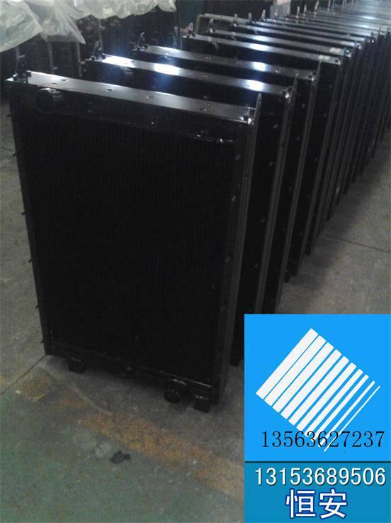 国IV发动机结合组散热器价格 中冷器 水箱批发