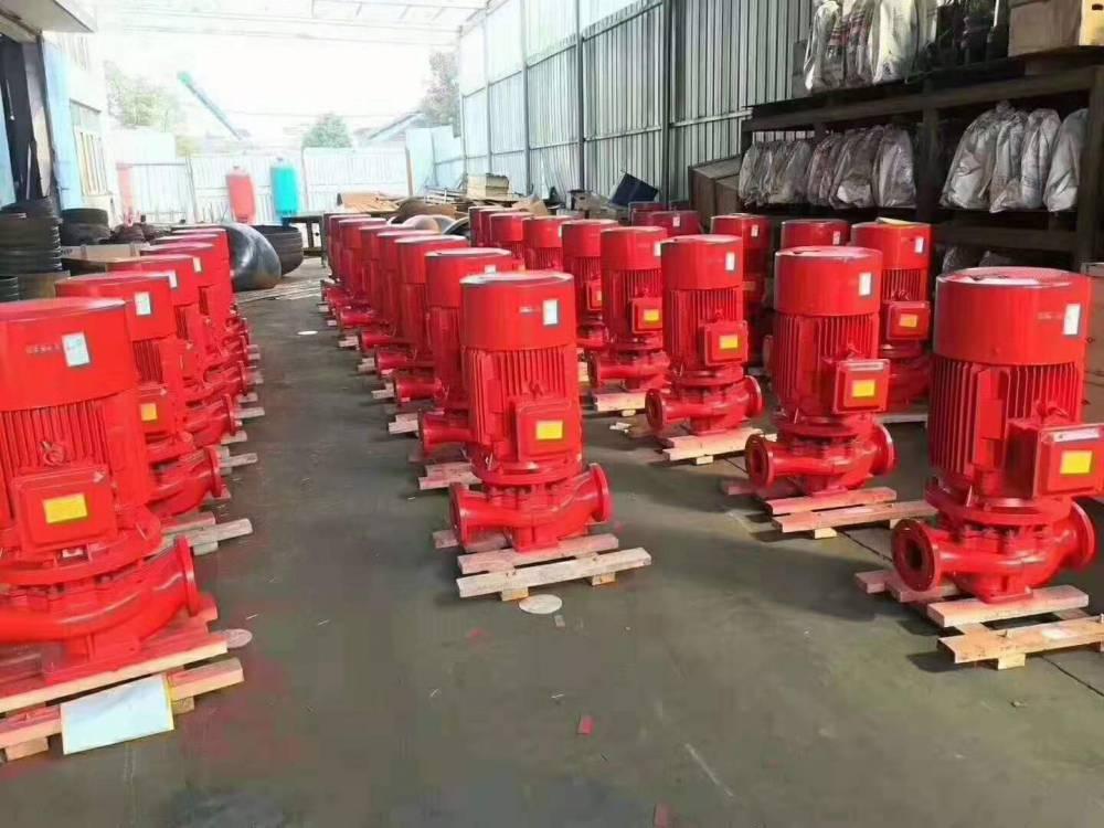消防泵XBD3.2/30G-L15KW不锈钢