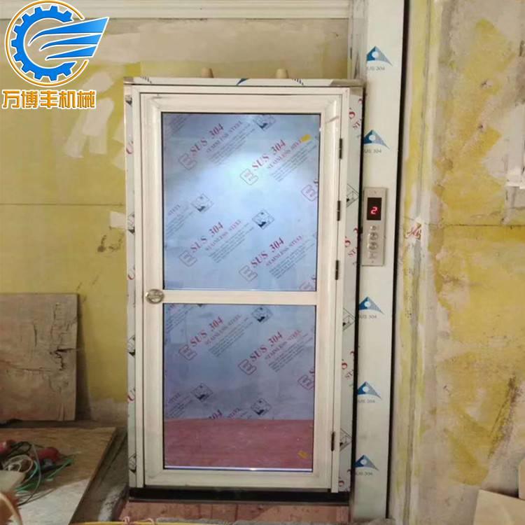 家用电梯小型家用电梯液压家用电梯别墅济南万博丰升降机