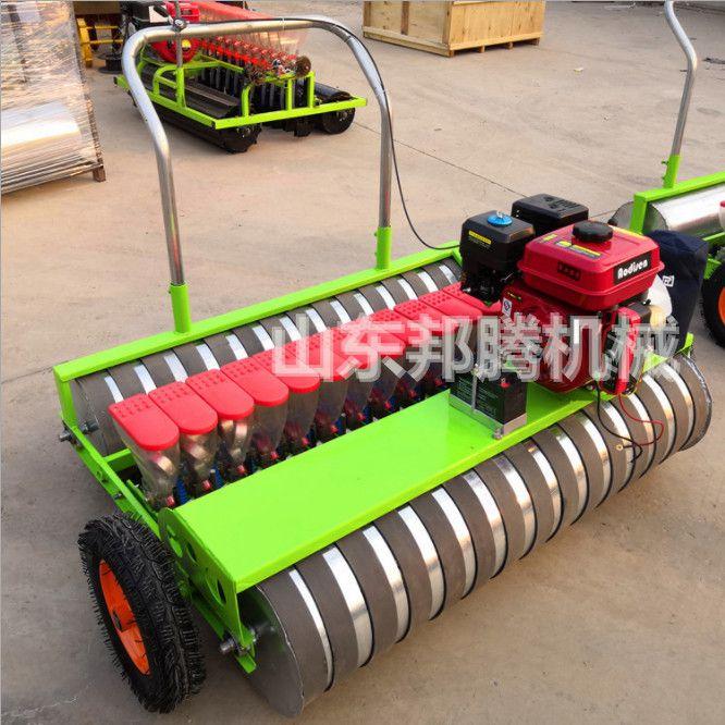 汽油自走式油菜播种机 精量播种机操作视频 蔬菜精播机厂家