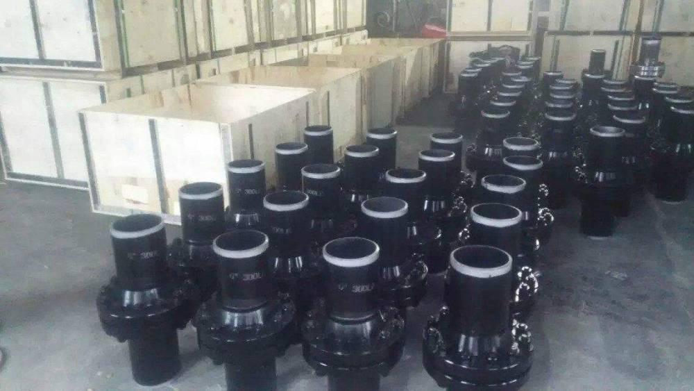 厂家供应耐腐蚀绝缘接头 DN100大口径Q235绝缘接头质优价廉