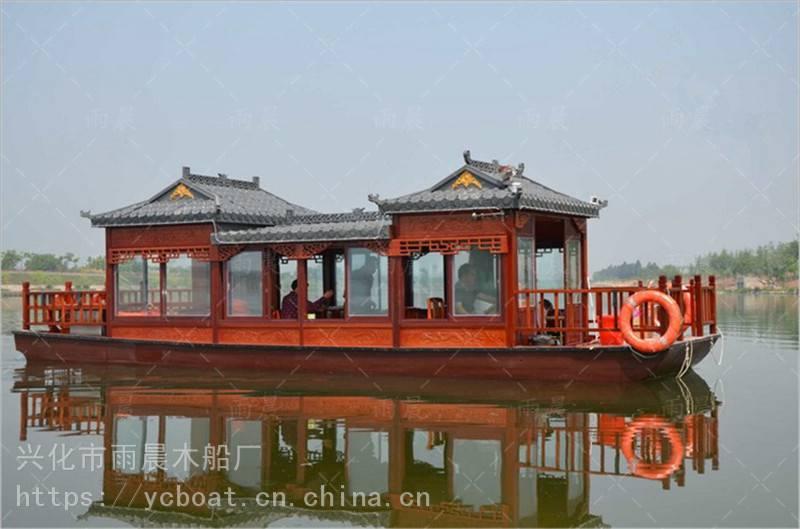福建省福州市画舫船厂家直销14米画舫船