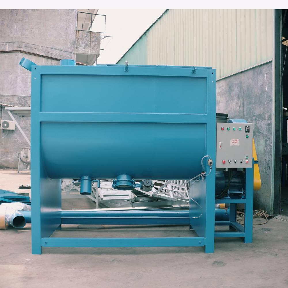 廠家直銷粉體臥式攪拌機 塑料顆粒攪拌機 干粉攪拌機
