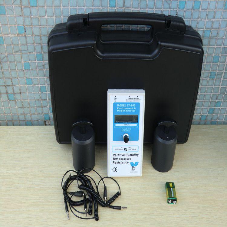 力源重锤式防静电表面电阻测试仪