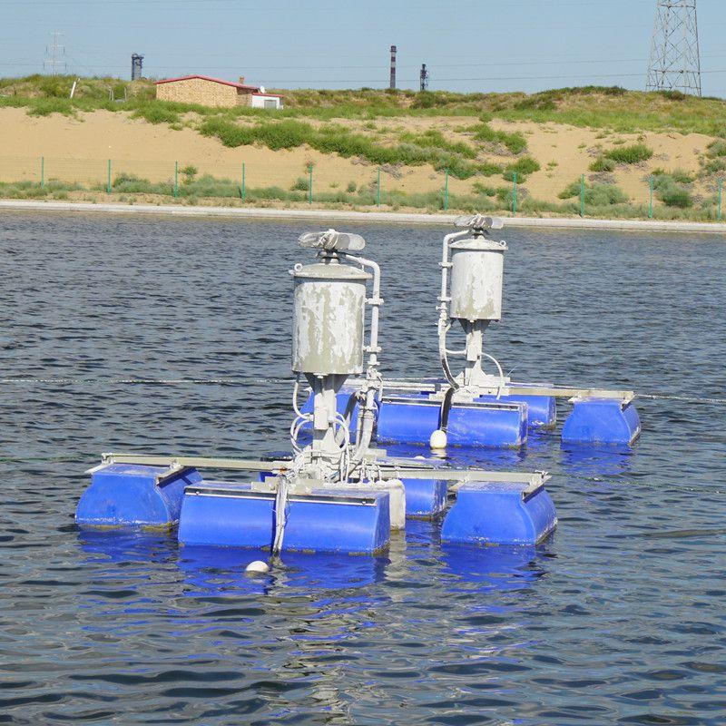 煤化工污水浓缩处理蒸发塘 机械雾化蒸发器