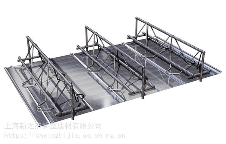 常熟专业生产TD2-90钢筋桁架楼承板的压型板厂家
