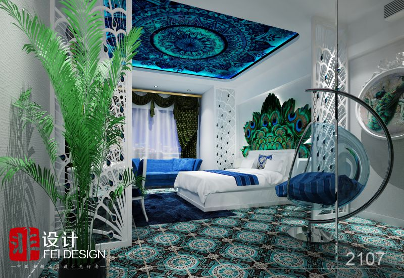 非设计主题酒店设计案例欣赏