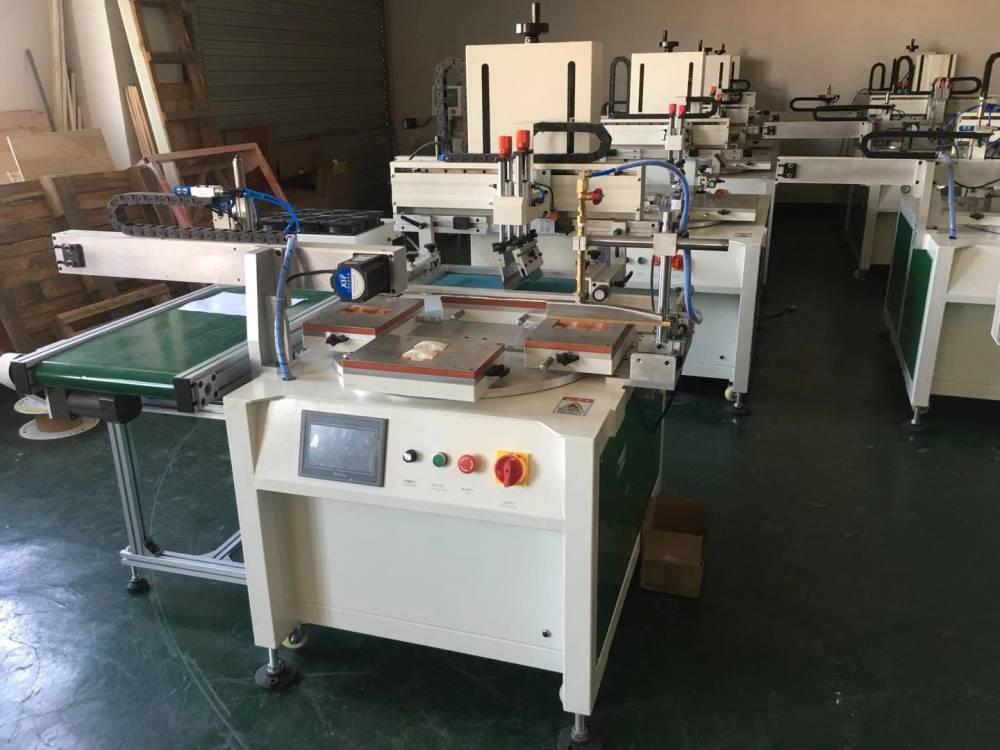 孝感塑料瓶平面丝印机厂家伺服丝印机