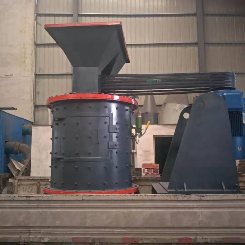 破碎机   制砂机砂石机生产线生产现场
