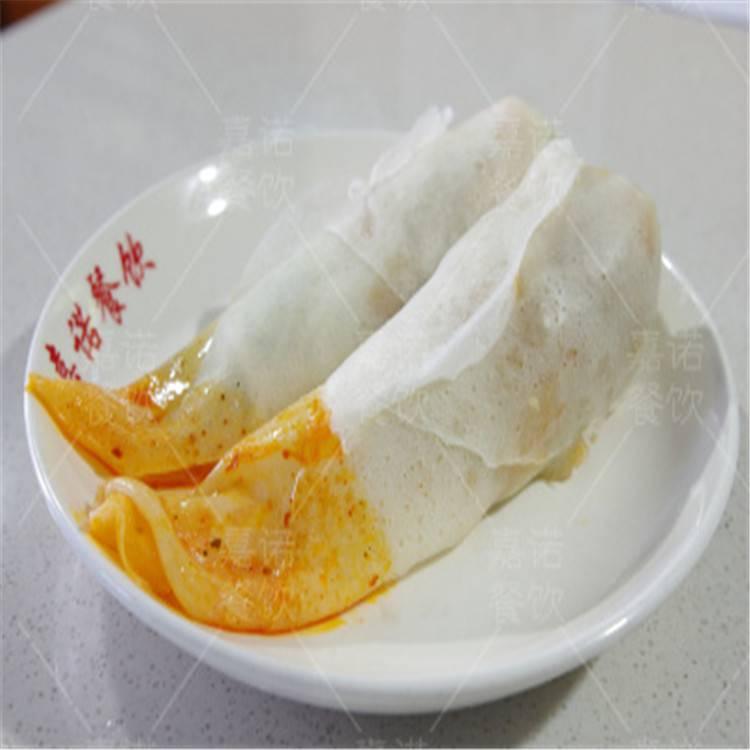 街头小吃芙蓉饼培训 西安芙蓉饼手工辣条加盟