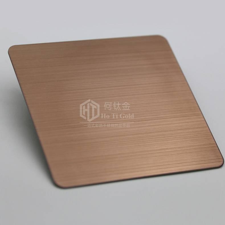 供应出口304拉丝不锈钢板厂家 定制酒红拉丝不锈钢加工厂 拉丝不锈钢板价格