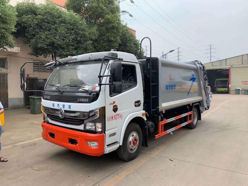江淮市政自卸垃圾车合资产品