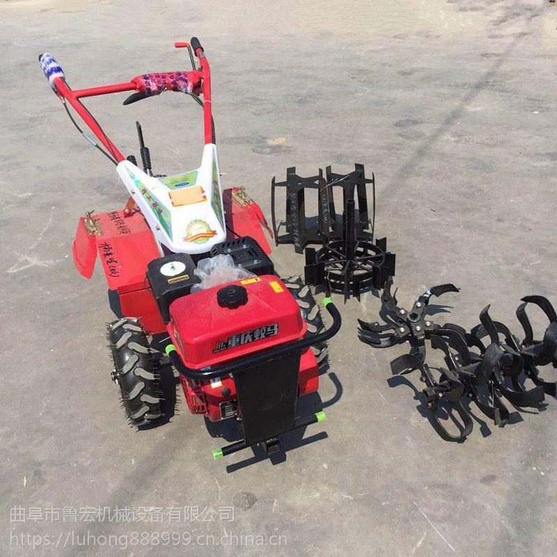 生产供应柴油微耕机 多功能小型耕地机